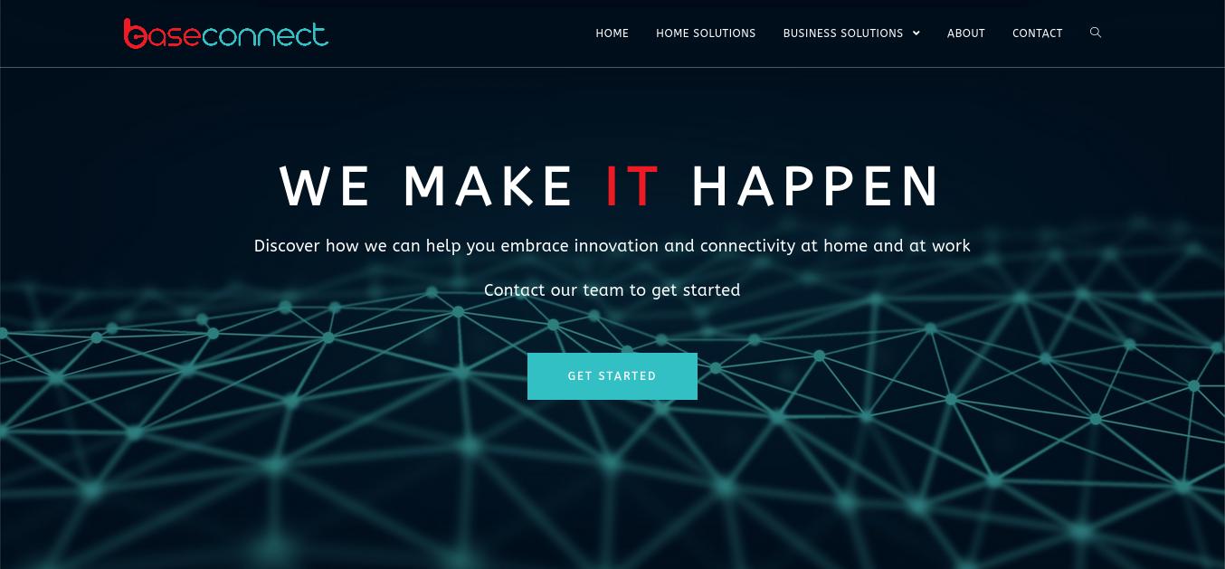 Baseconnect – we make IT happen