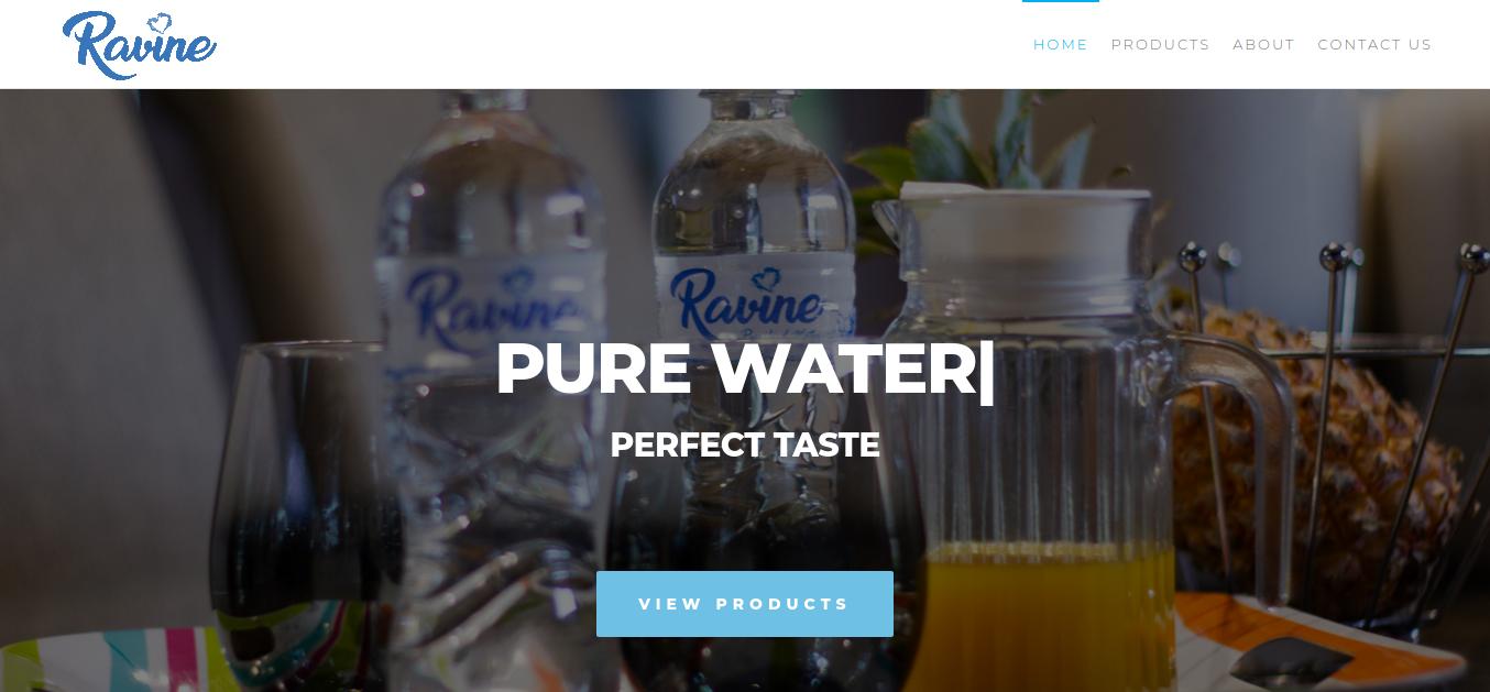 Ravine – Purified Water Supplier Zimbabwe